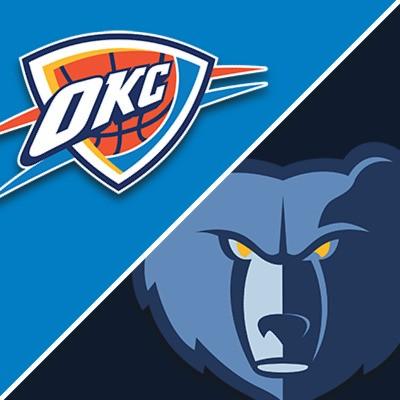 Grizzlies beat Thunder 121-92