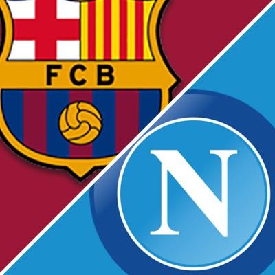 Barcelona vs. Napoli - Aug 08, 2020