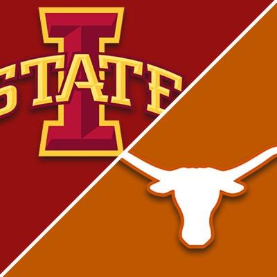 No. 17 Texas loses to No. 13 Iowa State 23-20