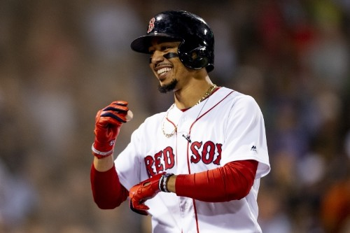 Red Sox in Impossible Position with Superstar Mookie Betts' Future