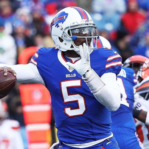 Winners, Losers of Browns' Big NFL Trades for Jarvis Landry, Tyrod Taylor