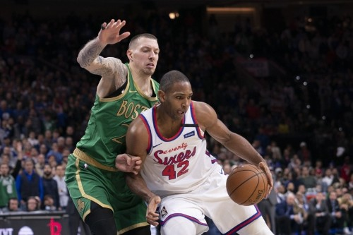 76ers Trade Rumors: Al Horford's Name Being 'Whispered' After Joel Embiid Injury