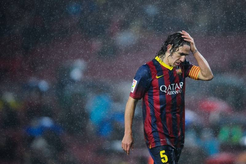 Potential Exit of Carles Puyol Is Chance for Barcelona to Fix Defensive Issues