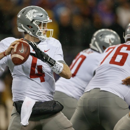 Holiday Bowl 2017: Washington State vs. Michigan State TV Schedule, Time, Odds