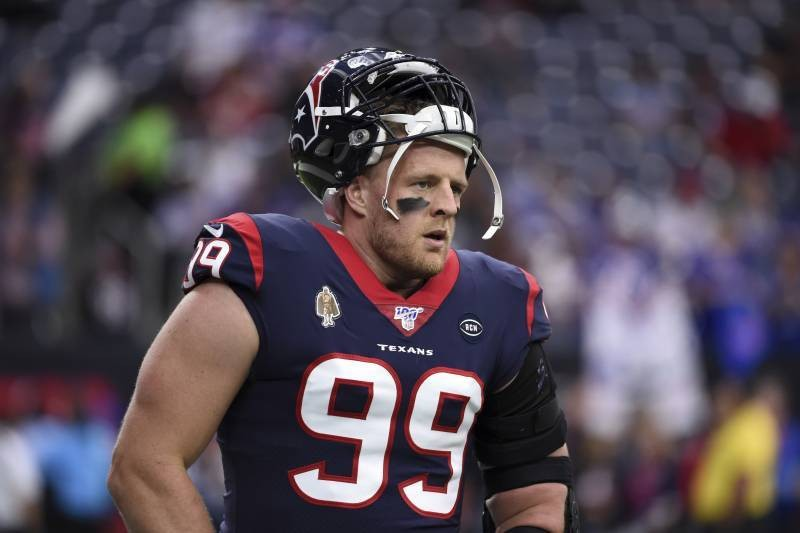 J.J. Watt: Texans Contract Extension Isn't Necessary, 'Would Be the Wrong Move'