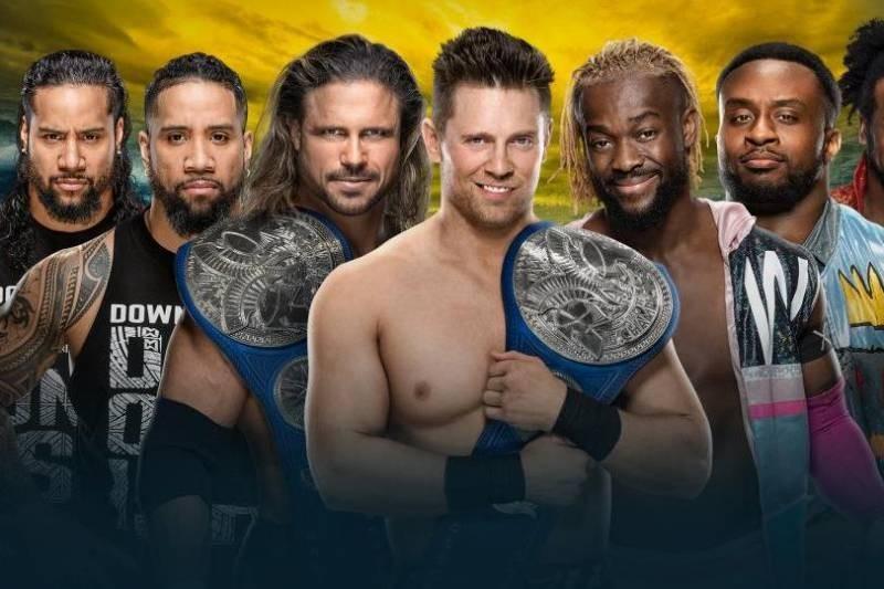 John Morrison, Miz Retain Tag Team Titles at WWE WrestleMania 36