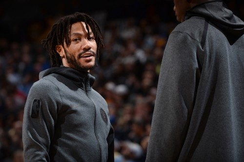 Derrick Rose Opens Up on Phil Jackson, Knicks: I Wasn't Good at 'Bulls--tting'