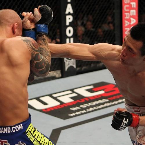 The Korean Zombie, Cult Hero Brawler, Finally Returns to the UFC