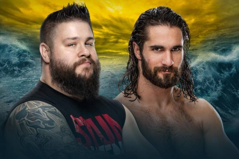 Kevin Owens Beats Seth Rollins in No DQ Match at WWE WrestleMania 36
