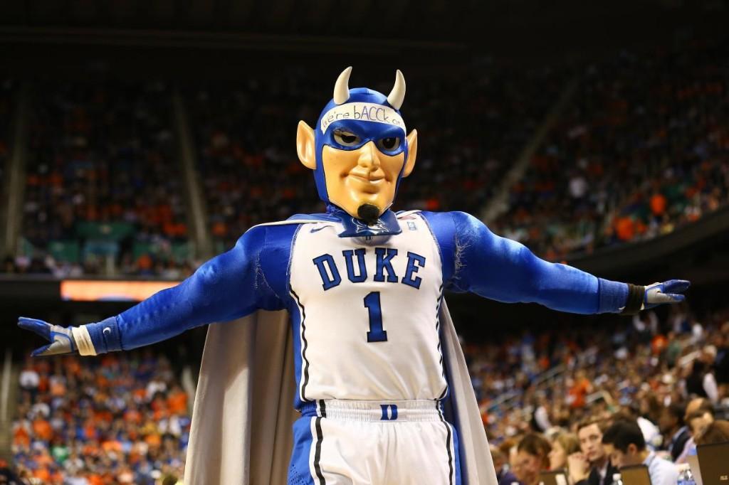 Duke Men's Basketball - Magazine cover