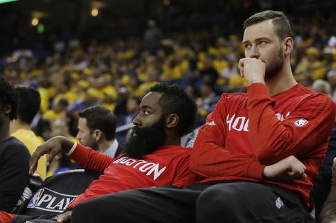 The Curious Case of Donatas Motiejunas and the Houston Rockets
