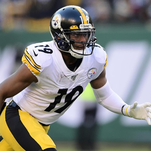 JuJu Smith-Schuster Plays Madden NFL 20 with Fans Online Via EA's 'Stay & Play'