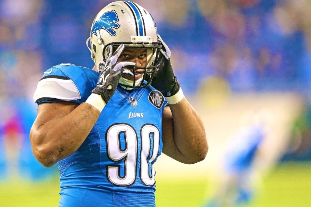 Ndamukong Suh Wins Suspension Appeal, Will Play vs. Cowboys