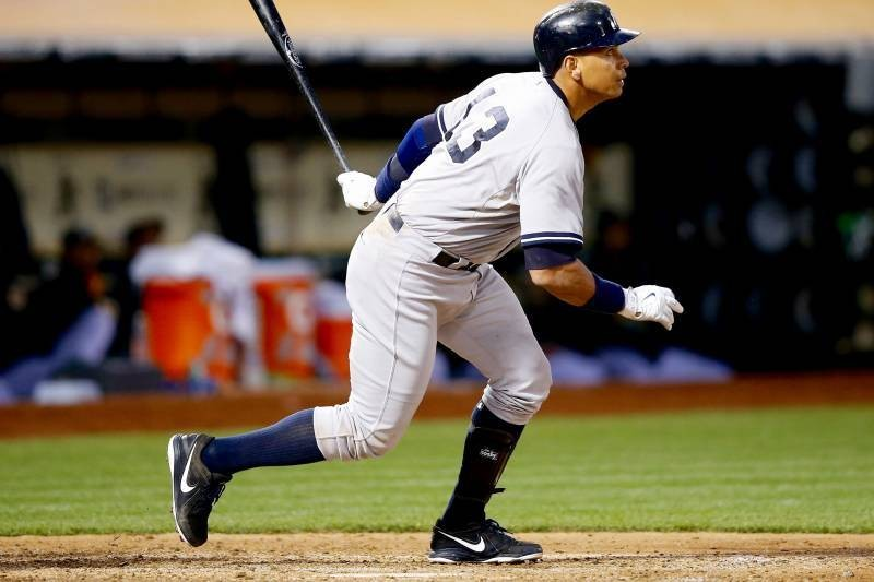 Alex Rodriguez Ties Barry Bonds for 2nd Place on MLB's All-Time RBI List
