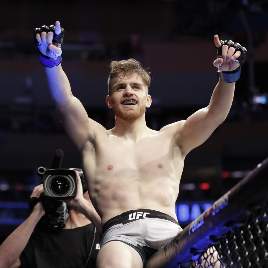 Ronda Rousey's Protege Is Gunning for His Own UFC Gold