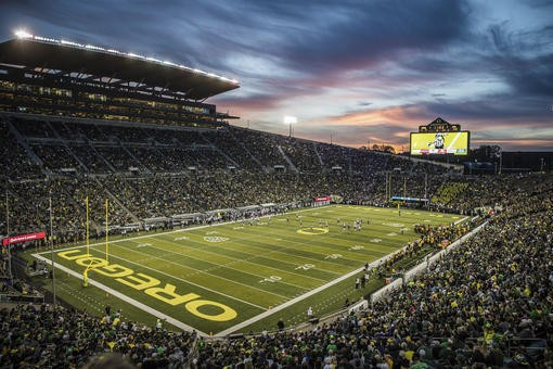 Multiple Oregon Football Players Hospitalized Following Intense Workouts