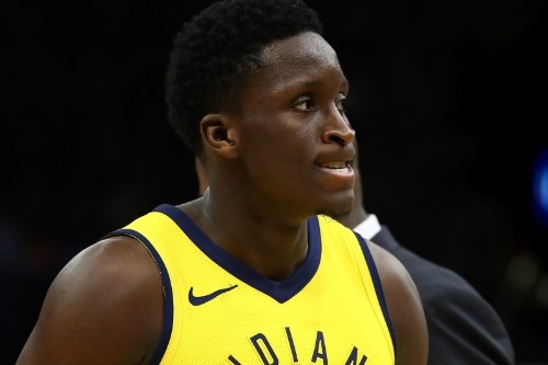 Victor Oladipo Gives Perfect Response to Pacers GM Asking If He's a 1-Hit Wonder