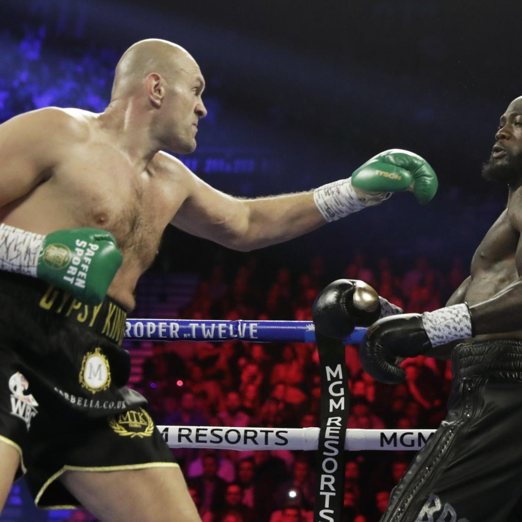 Deontay Wilder, Tyson Fury Camps Targeting Dec. 19 for Trilogy Fight Date