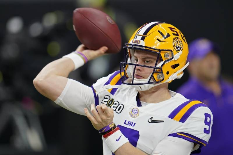 2020 NFL Mock Draft: 1st-Round Predictions for Nation's Top Prospects