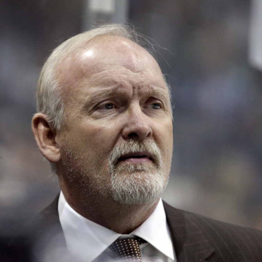 Report: Devils to Hire Lindy Ruff as HC, Remove Interim Tag for GM Fitzgerald