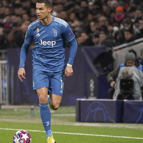 Cristiano Ronaldo, Agent Jorge Mendes Donate €1M Toward Coronavirus Relief