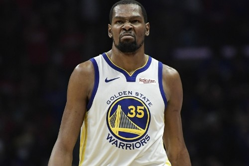 Windhorst: Kevin Durant Trade After Signing Warriors Contract 'Being Discussed'