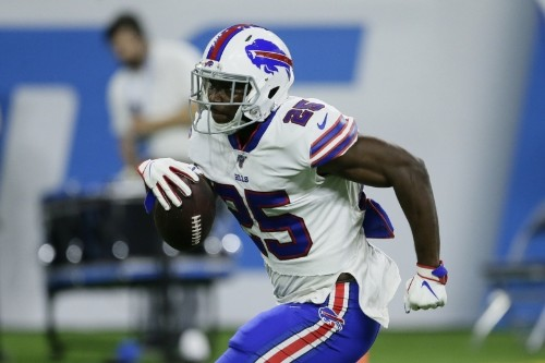 LeSean McCoy Signs Reported 1-Year, $4M Contract with Chiefs After Bills Release