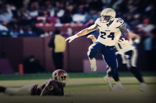 Ryan Mathews or Brandon Flowers: Who Should Chargers Give Franchise Tag in 2015?