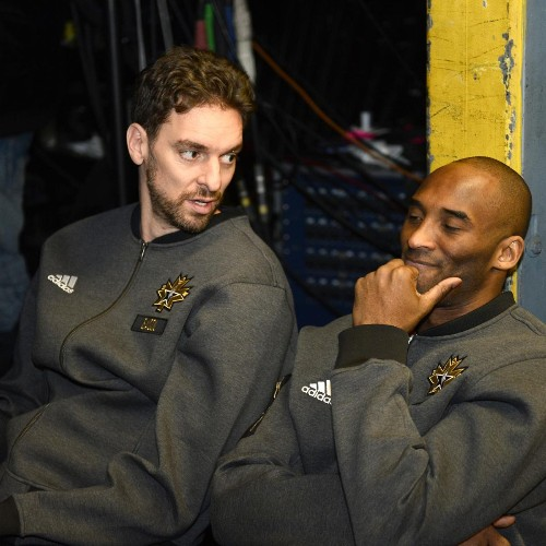 Pau Gasol Couldn't Talk to Anyone for Days After Learning of Kobe Bryant's Death