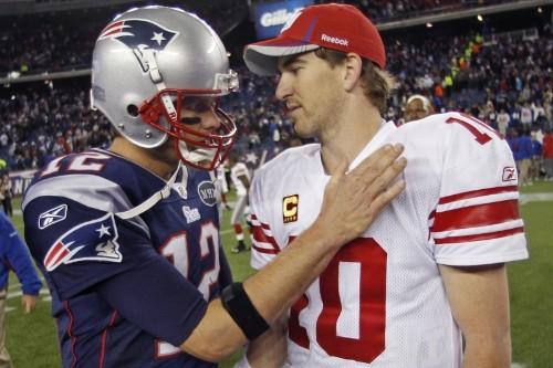 Tom Brady Tweets at Retired Eli Manning: 'I Wish You Hadn't Won Any Super Bowls'