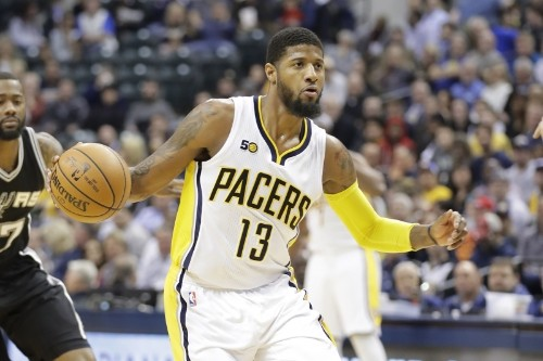 Paul George Won't Commit to New Pacers Contract, Wants to Play on 'Winning Team'