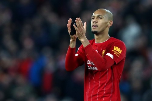 Tite Says Fabinho Has Brought 'Confidence' from Liverpool to Brazil Setup