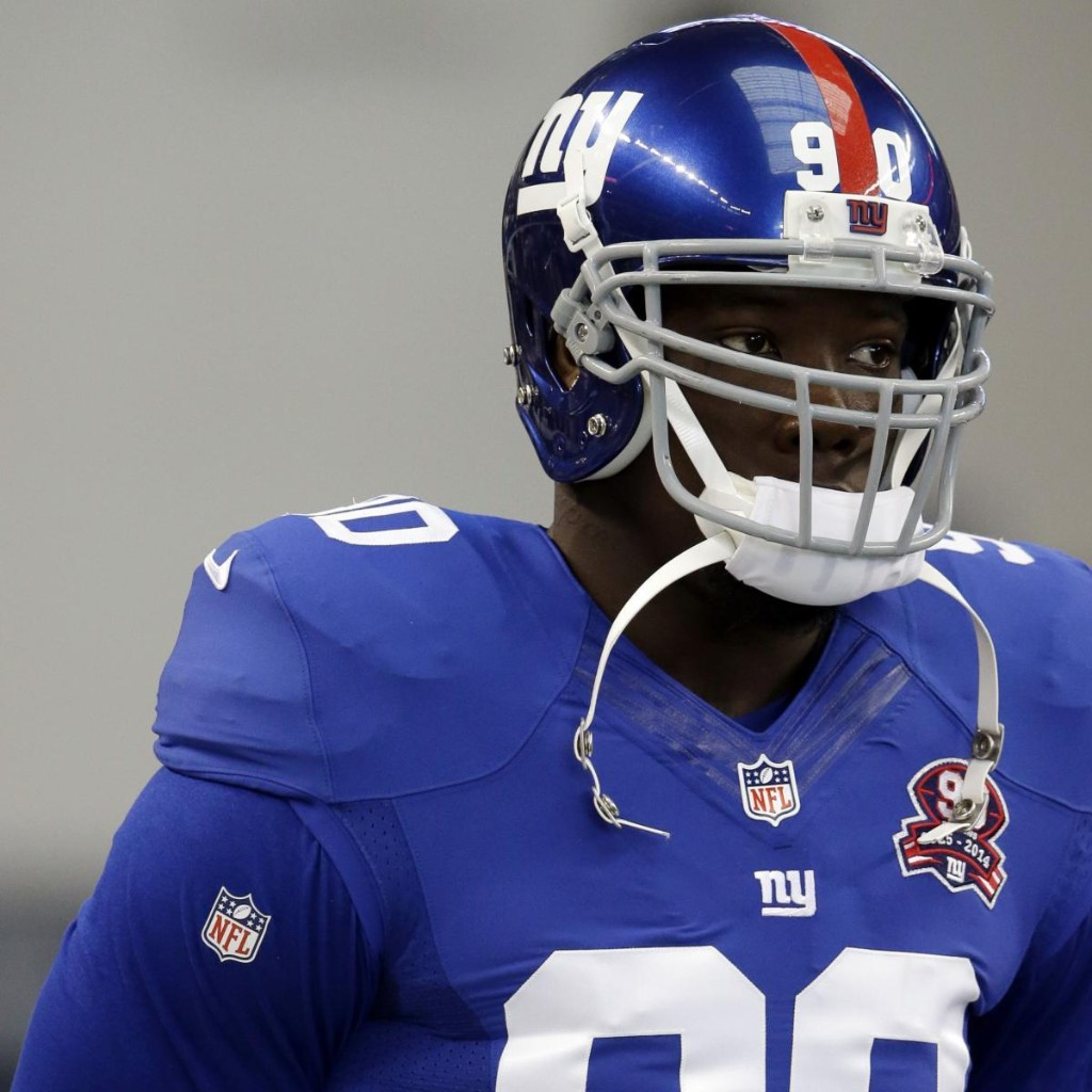Jason Pierre-Paul's Hand Injury Reportedly Worse Than Giants Were Led to Believe
