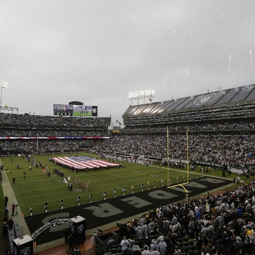 Oakland Reportedly Potential Titans, Jaguars Relocation City After Raiders Move