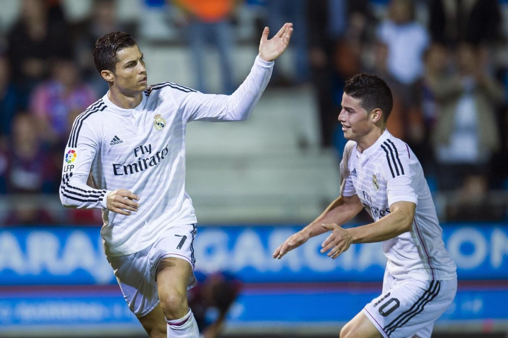 5 Targets for Real Madrid to Hit in 2015