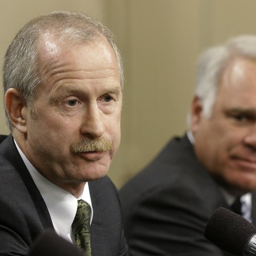 Stars GM Jim Nill, CEO Jim Lites to Take 50 Percent Pay Cut During NHL Hiatus