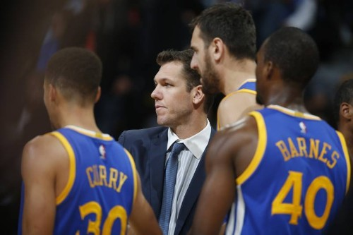 The NBA's Toughest Job? It Just May Be Coaching the Warriors Without Steve Kerr