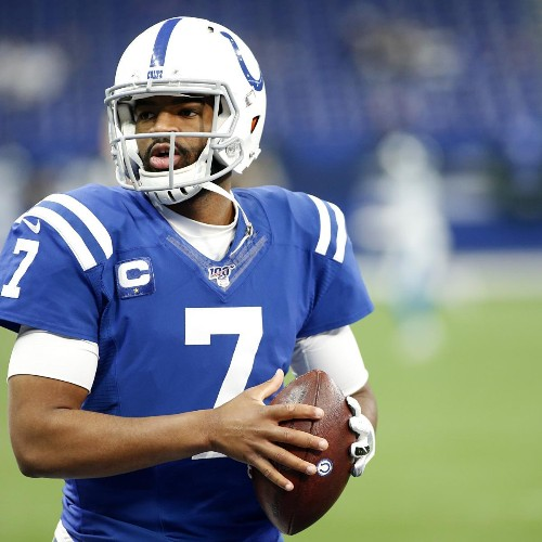 Jacoby Brissett 'Wasn't Happy' Colts Signed Philip Rivers to $25M Contract
