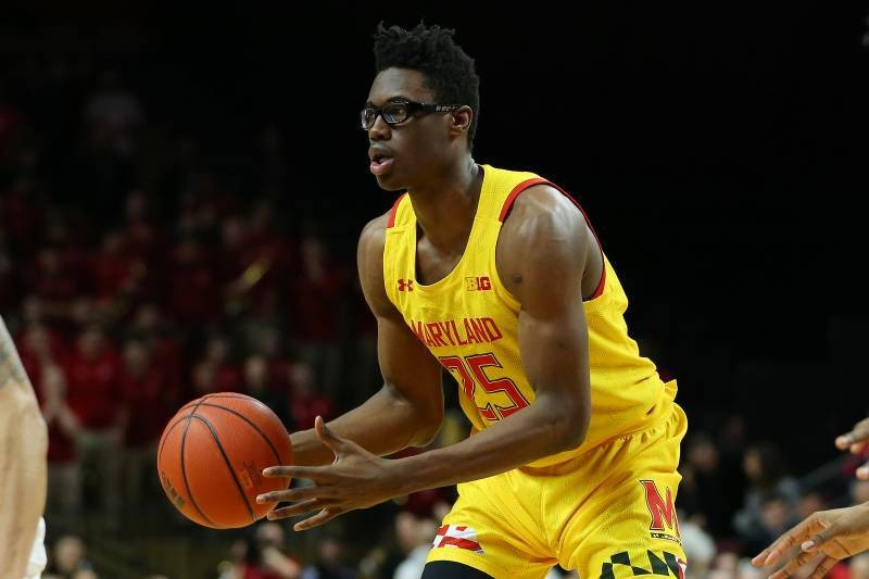 Maryland's Jalen Smith Declares for 2020 NBA Draft