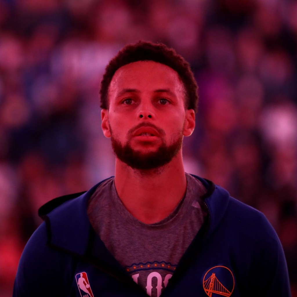 Warriors' Steph Curry, Klay Thompson, More Participate in 'Walking in Unity'