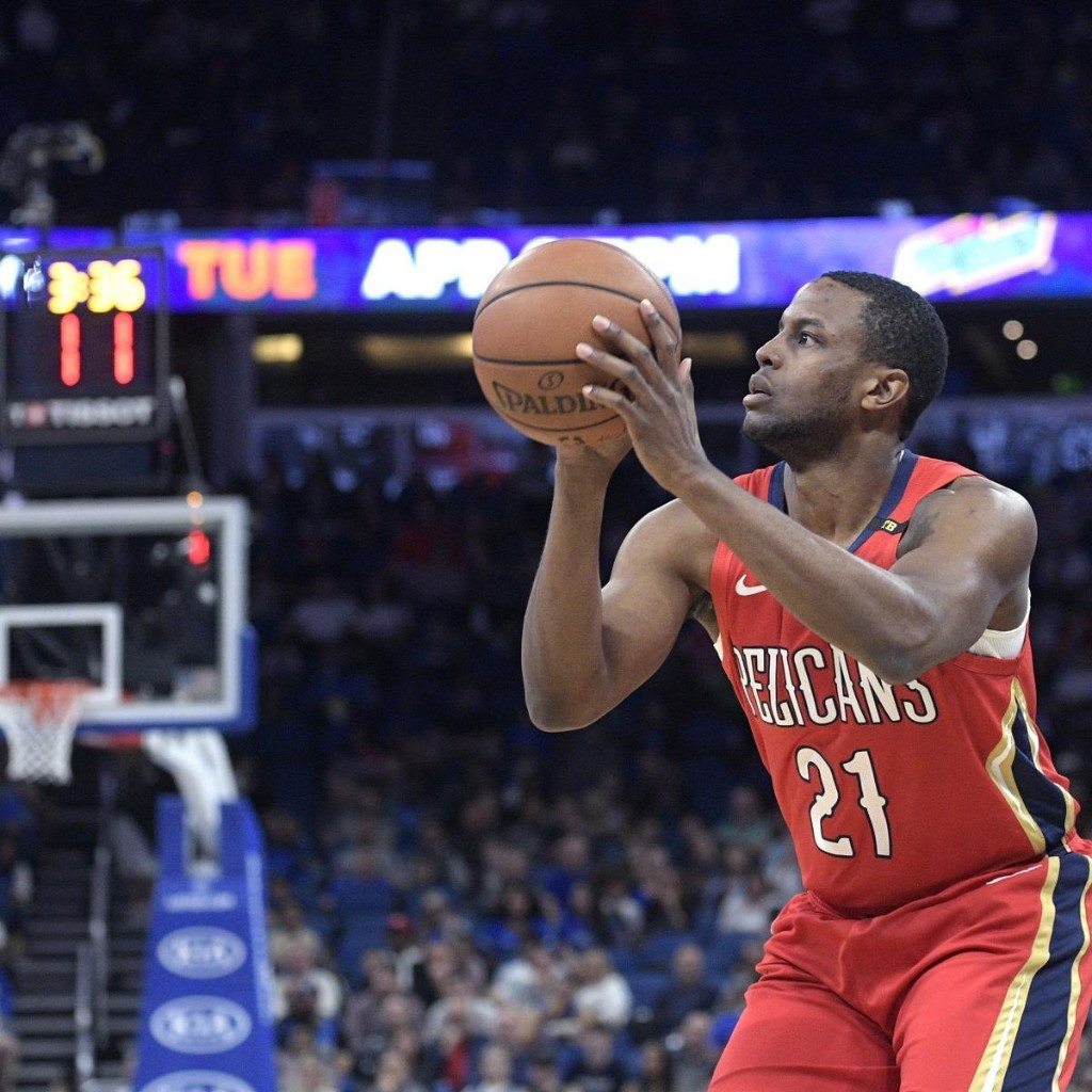 Pelicans' Darius Miller Ruled out for NBA Restart Because of Achilles Injury