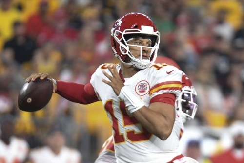 Patrick Mahomes, Chiefs Fall to James Conner, Steelers 17-7 in Preseason Clash
