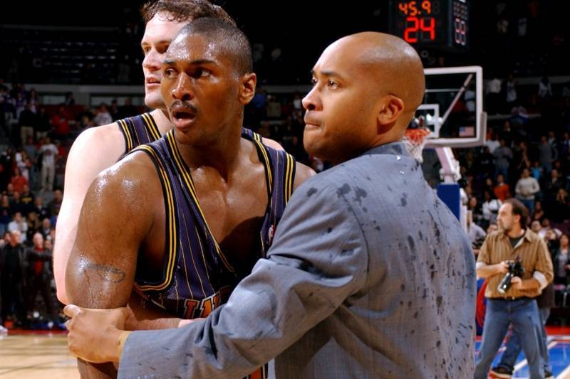 The 5 Fights That Changed the NBA