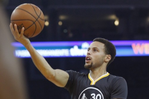 Steph Curry Passes Father Dell on NBA All-Time Made 3-Pointers List