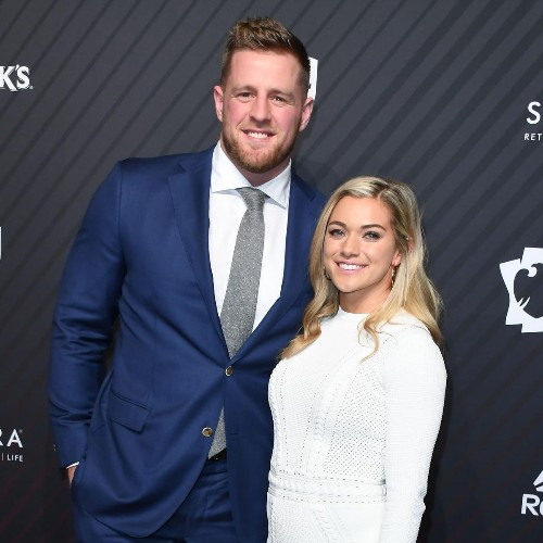 JJ Watt, Wife Kealia Ohai Donate $350K to Houston Food Bank Amid Coronavirus