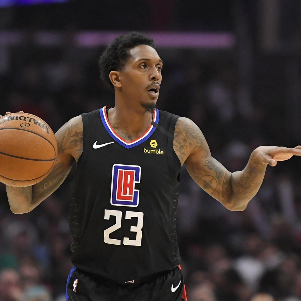 Lou Williams Blasts Kendrick Perkins for Criticism on Twitter: 'Shut Up'