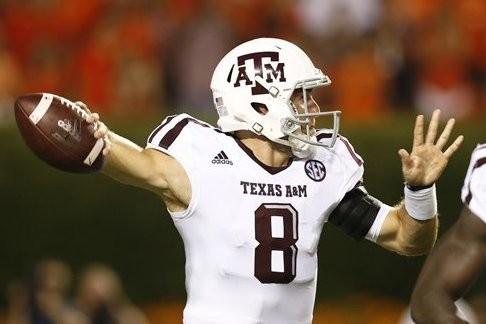 Texas A&M Football - Cover