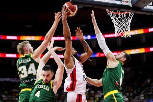 Matthew Dellavedova, Australia Beat Canada 108-92 in 2019 FIBA World Cup Opener