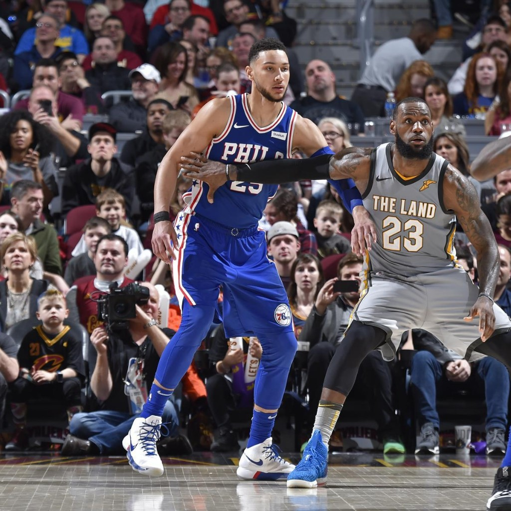 CJ McCollum: LeBron James to 76ers 'A Bigger Possibility Than People Think'