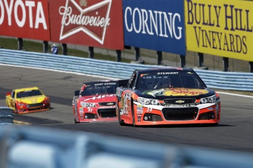 NASCAR at Richmond 2015: Race Schedule, Live Stream Info and Drivers to Watch